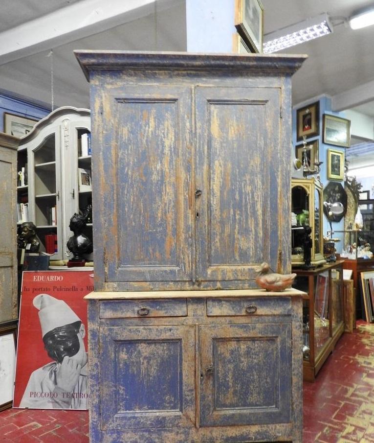 ANTIGUO MUEBLE COCINA DEL SUR DE FRANCIA ref (3) – Muebles Antiguos ...